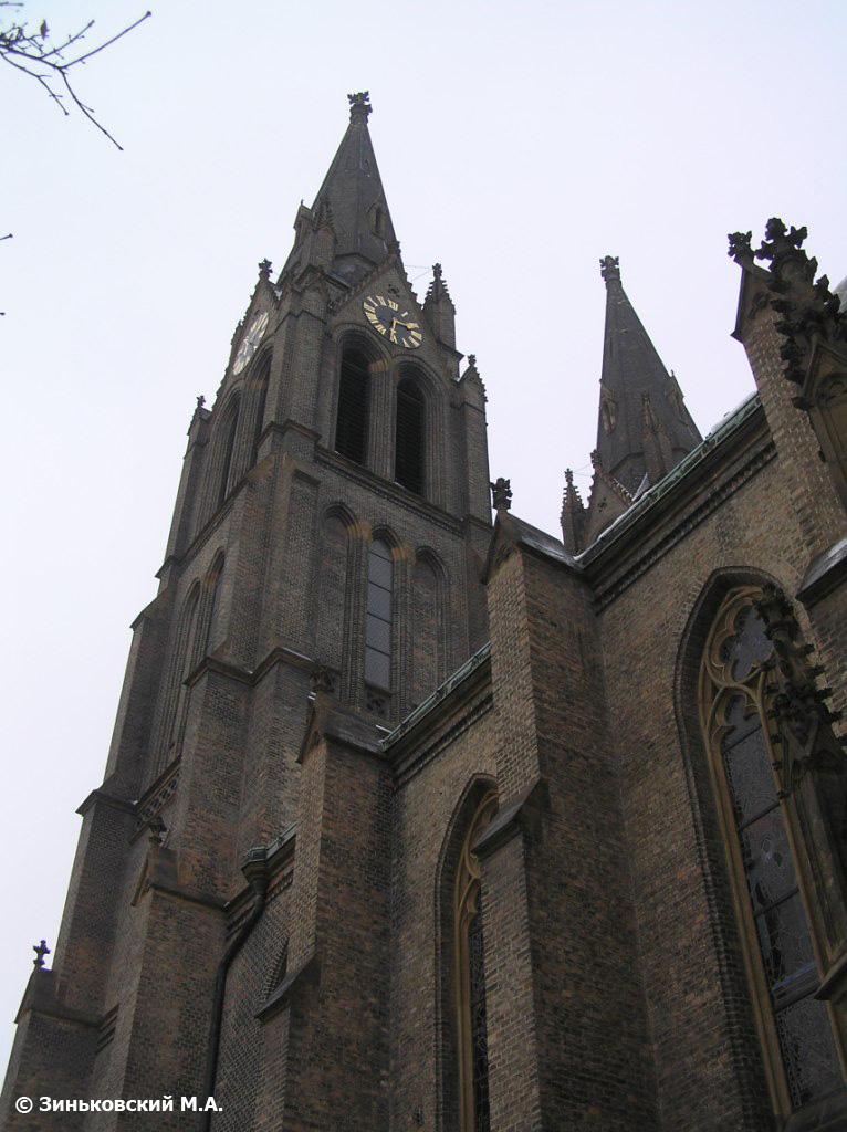 Собор Святого Вита / Katedrála svatého Víta Собор Святого Вита Интерьер